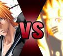 Ichigo Kurosaki vs. Naruto Uzumaki