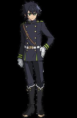 Y ichir Hyakuya (Anime)