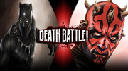 Black Panther vs Darth Maul