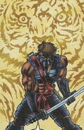 Jago As seen in the Killer Instinct Comics