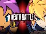 DEATH BATTLE: Shantae vs. Gunvolt