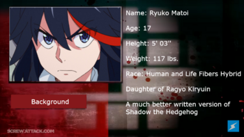 Ryuko Analysis Part 1