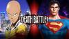 Saitama VS Superman (Sharaku)