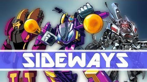 Transformers Lore Sideways