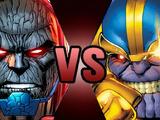 Darkseid vs. Thanos