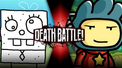 Doodlebob vs Doppelganger