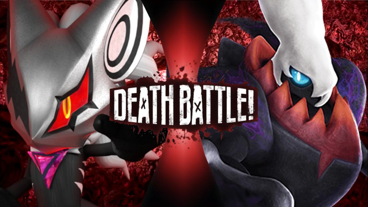 Infinite Sonic Forces Vs Darkrai Pokemon Death Battle Fanon