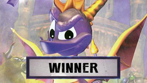Spyro winner