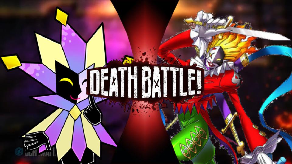 Dimentio vs Piedmon | Death Battle Fanon Wiki | FANDOM