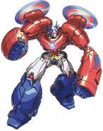 Optimus Prime (TransTech)