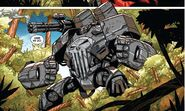 Punisher's Exo-Armor from Thunderbolts Vol 2 31 001