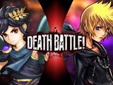 Roxas VS Dark Pit