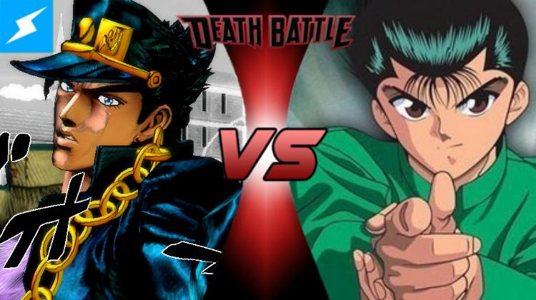 Jotaro Kujo vs  Yusuke Urameshi   Death Battle Fanon Wiki