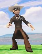 The Lone Ranger in Disney Infinity 2