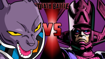 Death Battle - Beerus vs Galactus