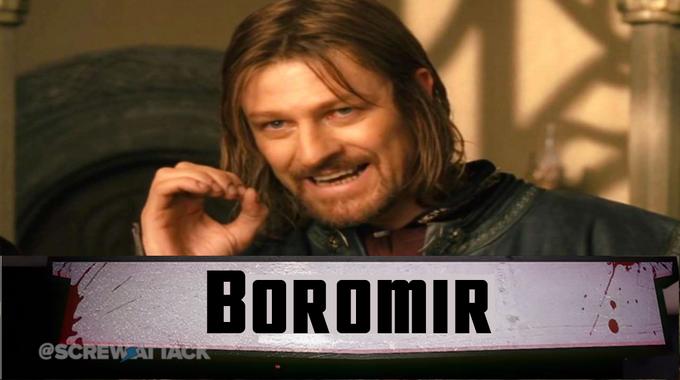 Intro Boromir