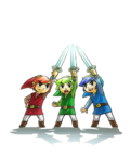 Triforce Heroes