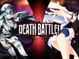 Esdeath vs Momoyo Kawakami