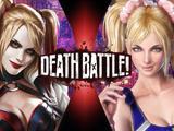 Juliet Starling vs Harley Quinn