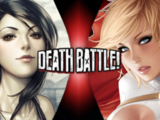 Tifa Lockhart VS Powergirl