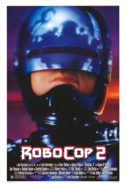 RoboCop - RoboCop as seen on the movie poster for his second movie