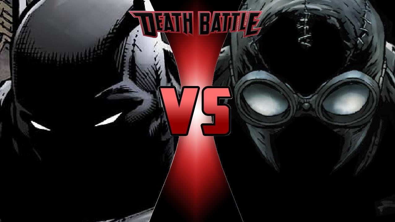 image - what-if death battle batman vs. spider-man noir | death