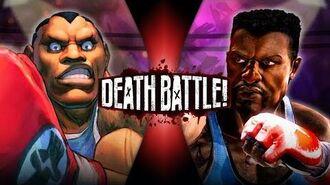 Balrog VS TJ Combo (Street Fighter VS Killer Instinct) DEATH BATTLE!-1