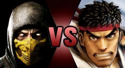 Scorpion vs