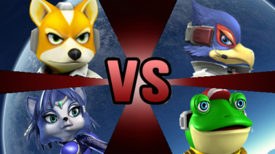 Star Fox Battle Royale