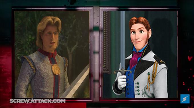 !Pre-Fight Charming vs Hans