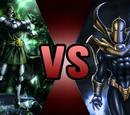 Doctor Doom vs Doctor Fate
