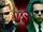 Albert Wesker vs. Agent Smith