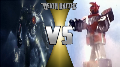 Power Rangers vs Pacific Rim