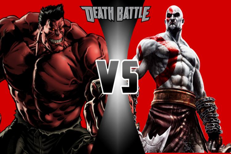 Red Hulk Vs Trion Juggernaut: Death Battle Fanon Wiki