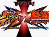 Street Fighter-verse VS Tekken-verse