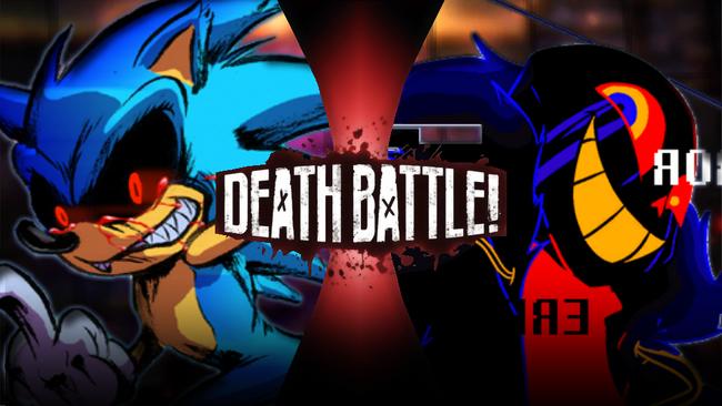Sonic EXE vs Error!Sans   Death Battle Fanon Wiki   FANDOM powered