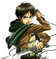Eren jaeger render by yusunnie-d6rn8hz