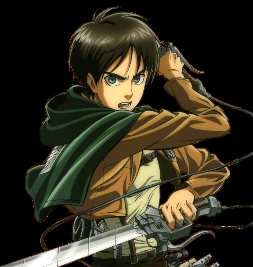 Eren Jaeger | Death Battle Fanon Wiki | FANDOM Powered By ...