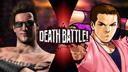 Johnny Cage vs