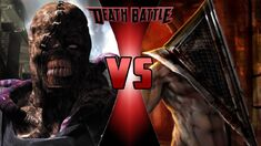What-if Death Battle Nemesis T-Type vs. Pyramid Head