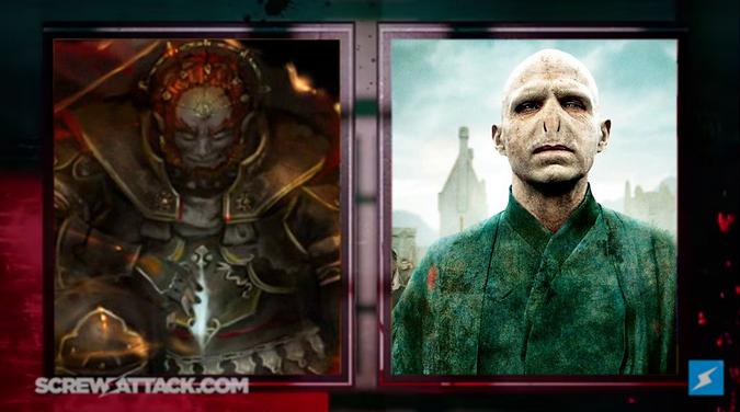 Ganondorf Voldemort Set