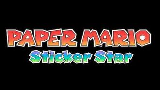 Town of Toads and Stickers, Decalberg - Paper Mario Sticker Star Music Extended