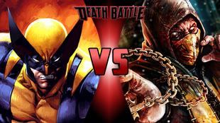 Wolverine vs Scorpion