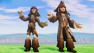Captain Jack Sparrow Disney Infinity