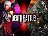 Dante vs Doomguy