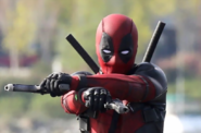 Marvel Comics - Deadpool as seen in the 2016 movie