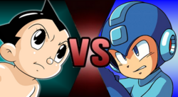 Astro Boy vs