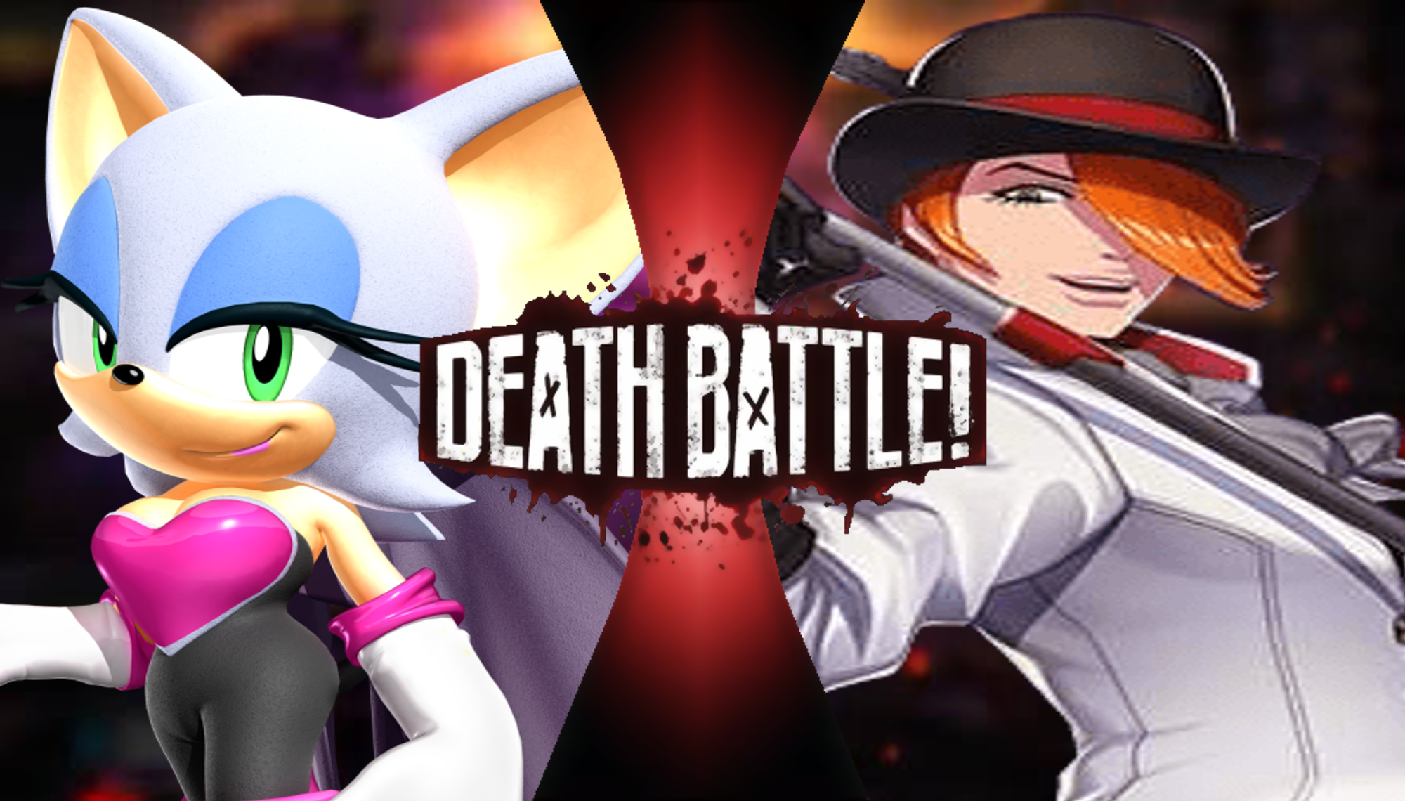 Rouge vs Roman Torchwick | Death Battle Fanon Wiki | FANDOM powered