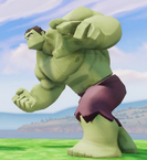 The Hulk in Disney Infinity 2