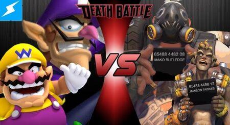 Wa Bros vs JunkHog